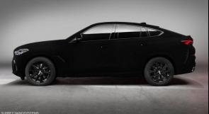 """""""بي أم دبليو"""" تطرح السيارة الأكثر سوادا في العالم"""