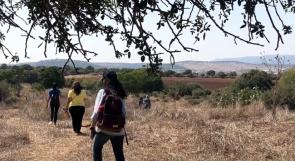 وطن في هوشة المهجرة بعد 71 عاما