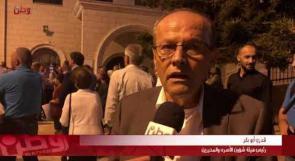 قدري أبو بكر لوطن: الأسير العربيد في حالة ميؤوس منها ويواجه الموت السريري