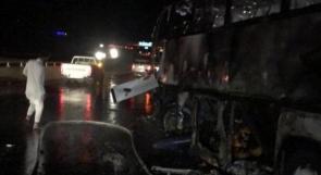 وفاة 30 معتمراً في حادث سير في السعودية