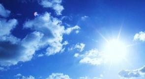 اجواء حارة ورياح شرقية حتى نهاية الاسبوع