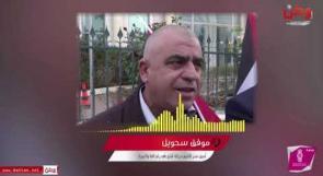 فتح لوطن: هناك حوار داخلي في اوساط القيادة، وخلال أيام ستتخذ قرارات بموضوع العلاقة مع الاحتلال