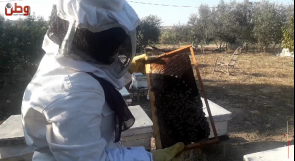"""""""فتاة النحل"""""""