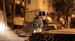 الاحتلال يعتقل الشاب أحمد عويس عقب الاعتداء عليه جنوب نابلس