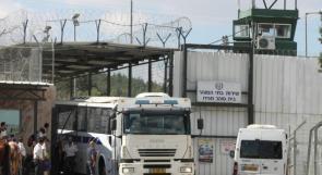 """الاحتلال ينقل أربعة أسرى قاصرين من سجن """"الدامون"""" الى عزل """"تسلمون"""""""