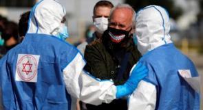 الاحتلال يعلن ارتفاع عدد الوفيات بفيروس كورونا إلى 19