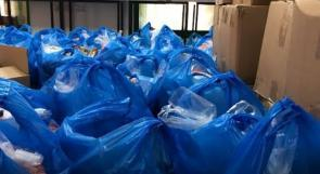 """حملة """"ديروا بالكو ع بعض"""" تصل لأكثر من 500 عائلة فقيرة"""