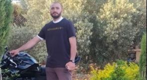 مصرع الشاب وهدان أحمد وهدان من الطيبة في حادث طرق قرب طولكرم