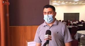 اللجنة الطبية في الجلزون لوطن : الايام الاخيرة شهدت انخفاضا في وتيرة تسجيل اصابات جديدة في المخيم والحالة الصحية لمعظم المصابين مستقرة