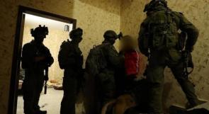 قوات الاحتلال تعتقل 23 مواطنا من الضفة