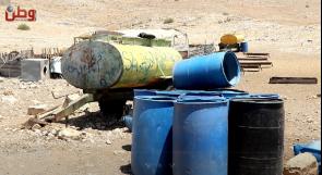 إلى جانب موجة الحر.. أزمة مياه في الأغوار الشمالية والمواطنون يناشدون عبر وطن لإنقاذهم