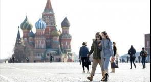 إصابات كورونا بموسكو في أعلى مستوى