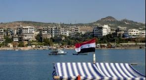 وصول ناقلة نفط إيرانية إلى مرفأ بانياس في سوريا