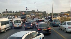 اصابة 5 عمال فلسطينيين بإطلاق نار قرب الطيبة بالداخل المحتل
