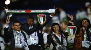 5 لاعبين يمثلون فلسطين في أولمبياد طوكيو