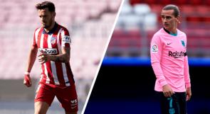 تفاصيل صفقة تبادل بين برشلونة وأتلتيكو مدريد