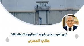 تحرر أسرى سجن جلبوع: السيناريوهات والدلالات