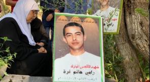 21 عاما على هبة القدس والأقصى: زيارة أضرحة الشهداء