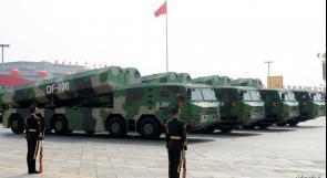 """الصين اختبرت """"بالسر"""" صاروخا فرط صوتي حلّق في """"مدار الأرض"""""""
