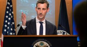 """واشنطن: """"اسرائيل"""" لم تعلمنا مسبقاً بتصنيف 6 منظمات فلسطينية بأنها """"إرهابية"""""""
