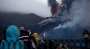"""إسبانيا: بركان """"كمبر فيجا"""" حرق 2,185 منزلاً خلال 33 يوماً"""