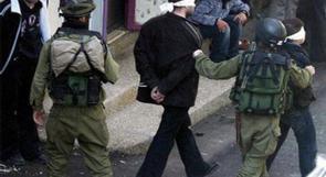 إعتقال 6 مواطنين في الضفة ومداهمة منزل اسير في رمانة