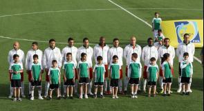 فلسطين تشارك في النسخة التاسعة من بطولة كأس العرب