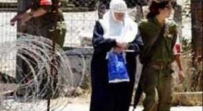 الأشقر: 9  أسيرات فلسطينيات يتجرعن المرارة لا يسمعهن احد من دعاة حقوق المرأة