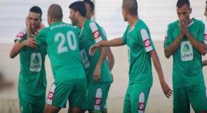 الظاهرية  يحصد بطولة الكأس  بكرة القدم على حساب هلال القدس