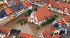 مركز أوروبا يواجه فيضانات هي الأخطر منذ 70 عاماً