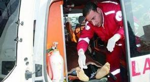 إصابة طفلة اثر سقوطها في حفرة للصرف الصحي بالخليل