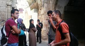 قوات الاحتلال تواصل فتح ابواب الاقصى لاقتحامات المستوطنين