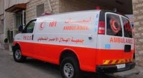 مصرع طفلة من بلدة عزموط بنابلس إثر سقوطها من النافذة