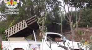 """بالفيديو... أحدث راجمات صواريخ """"سرايا القدس"""""""