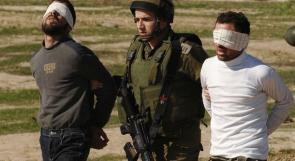 الاحتلال اعتقل 150 مواطنا من محافظة الخليل الشهر الماضي
