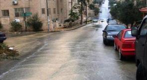 السيول تقتل مواطنين في الأردن
