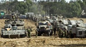 نتنياهو يفوض جيش الاحتلال بالبدء بعملية برية