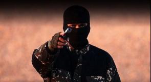 صور... داعش يبث شريط فيديو يظهر إعدام 5  بريطانيين