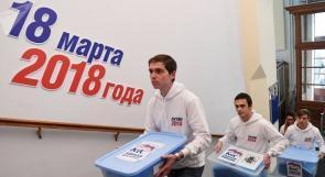 إحباط هجمات إلكترونية على موقع لجنة الانتخابات الروسية صادرة من 15 دولة