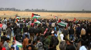 مسيرة العودة تقود الفلسطينيين الى النصر في معركة الرأي العام العالمي