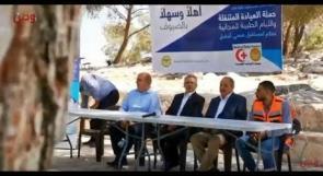 شركة القدس للمستحضرات الطبية تطلق العيادة الطبية المتنقلة والتي تخدم 25 منطقة مهمشة وتجمعاً بدوياً