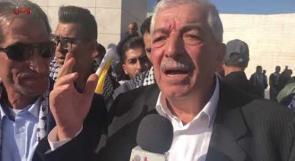 العالول لوطن: المطلوب من كل فصيل رد مكتوب بشأن الانتخابات ونتواصل مع العالم للضغط على الاحتلال لإجرائها في القدس