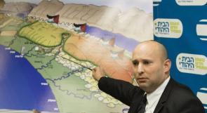 بينيت: سنبدأ بفرض السيادة على جميع المستوطنات في الضفة
