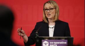 """مرشحة بارزة لقيادة """"العمال"""" البريطاني تفاخر بدعم الفلسطينيين"""