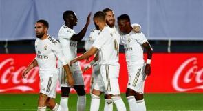الريال يواجه إسبانيول لاستغلال تعثر برشلونة