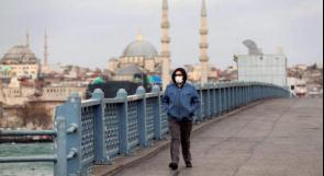 """تركيا تسجل أعلى إصابات بـ""""كورونا"""" منذ أيار"""