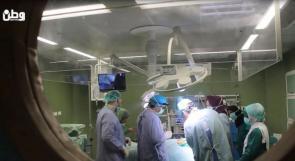 خاص بالفيديو| 30 عملية معقدة.. يجريها أطباء فرنسيون متطوعون في غزة