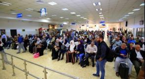 تنقل 3051 مسافر السبت على معبر الكرامة، ومنع 4 مسافرين