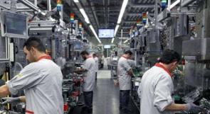 الإحصاء: انخفاض الرقم القياسي لكميات الإنتاج الصناعي في فلسطين خلال حزيران