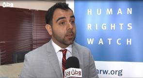 هيومن رايتس ووتش لوطن: أجهزة الأمن تمارس تعذيباً ممنهجاً قد يرتقي لجريمة ضد الإنسانية